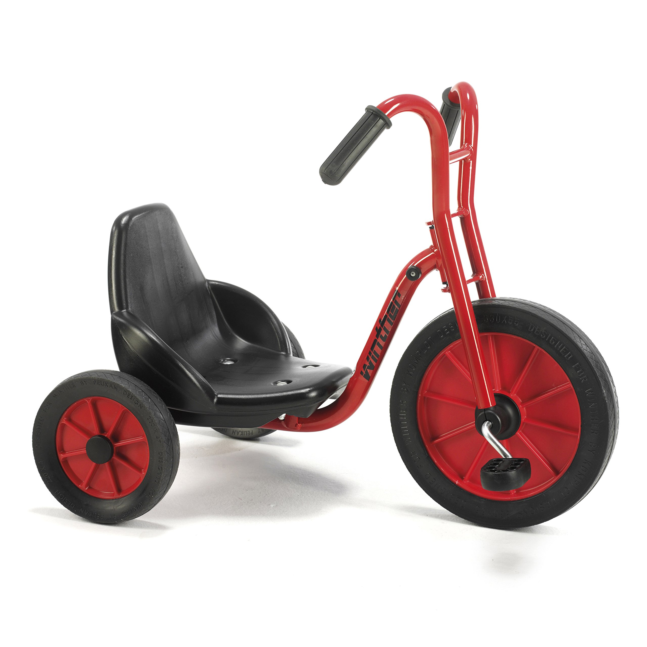 Winther WIN479 Easy Rider Trike, Grade Kindergarten to 1, 9.8'' Height, 17.82'' Wide, 27.91'' Length