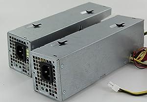 Dell 240W Watt 3WN11 H240AS-00 2TXYM 709MT Power Supply Unit (Certified Refurbished)