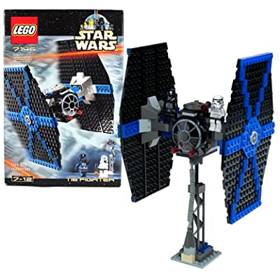 Lego Star Wars #7146 Tie Fighter: Toys & Games