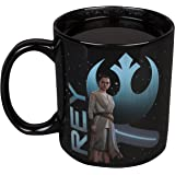 Star Wars : The Last Jedi Episode 8 - Large 20oz Rey Heat Reveal Coffee Mug - Lightsaber Activates w/ Heat