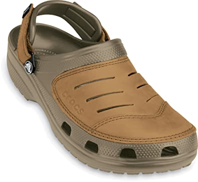 be0bc52eed8e Crocs Khaki Yukon Size UK7 flip Flops  Amazon.co.uk  Shoes   Bags