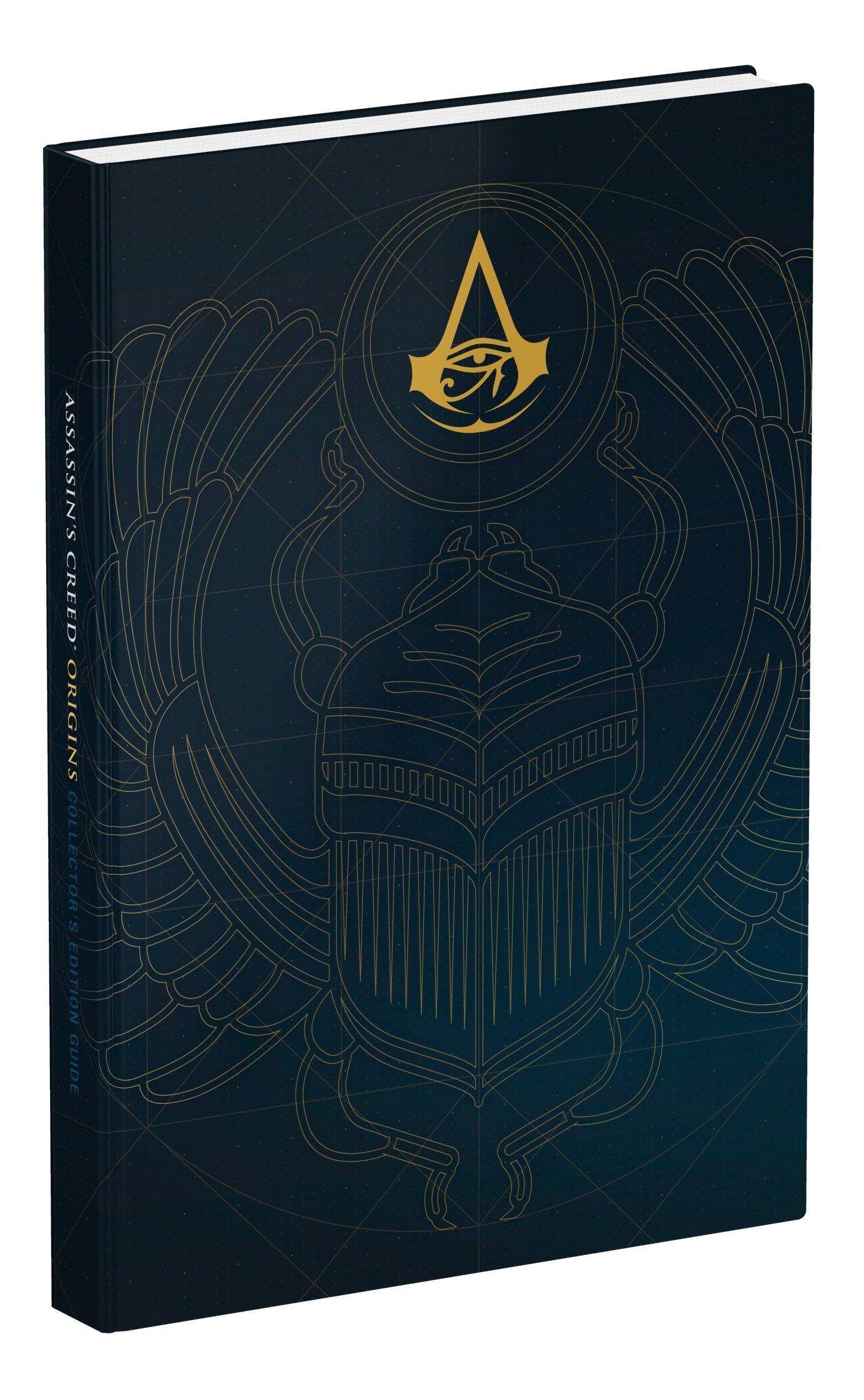 Assassins Creed Origins Prima Collectors Edition Guide Games 9780744018615 Amazon Books