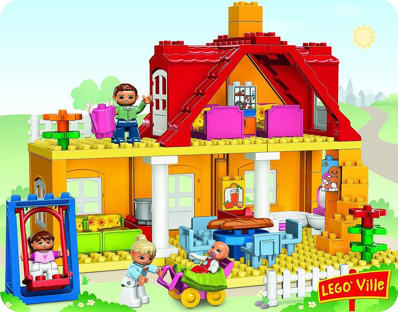 LEGO ® DUPLO ® 10834 pizzeria /& 0 € expédition /& OVP /& NOUVEAU!