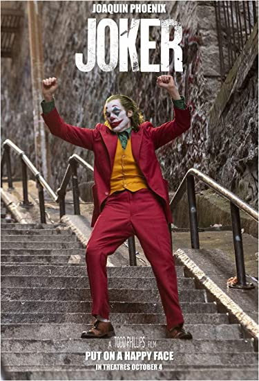 Joker Movie Poster 24 x 36 Inches Full Size