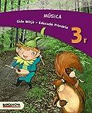 Música 3r CM. Llibre de l ' alumne (ed. 2013) (Cicle Mitjà) - 9788448932008 (Materials Educatius - Cicle Mitjà - Música)