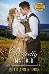Perfectly Matched (Husbands for the Larson Sisters Book 2) Kindle Edition