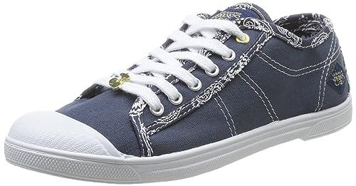Le Temps des Cerises - Zapatillas de Tela para Mujer: Amazon.es: Zapatos y complementos