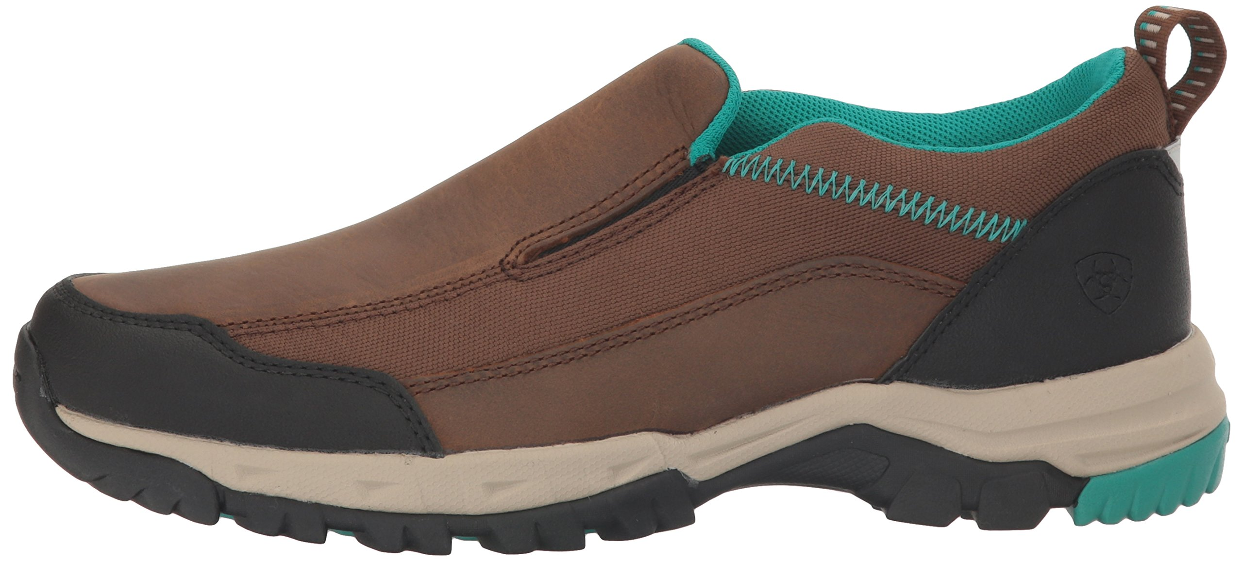 Ariat Women's Skyline Slip-on Hiking Shoe, Taupe, 8 B US by Ariat (Image #5)