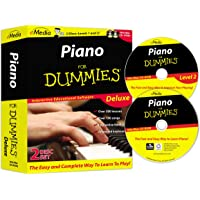 Piano For Dummies Deluxe 2-CD-ROM Set