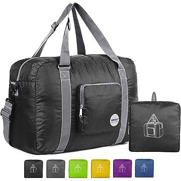 powerful Wandf Foldable Travel Duffel Bag