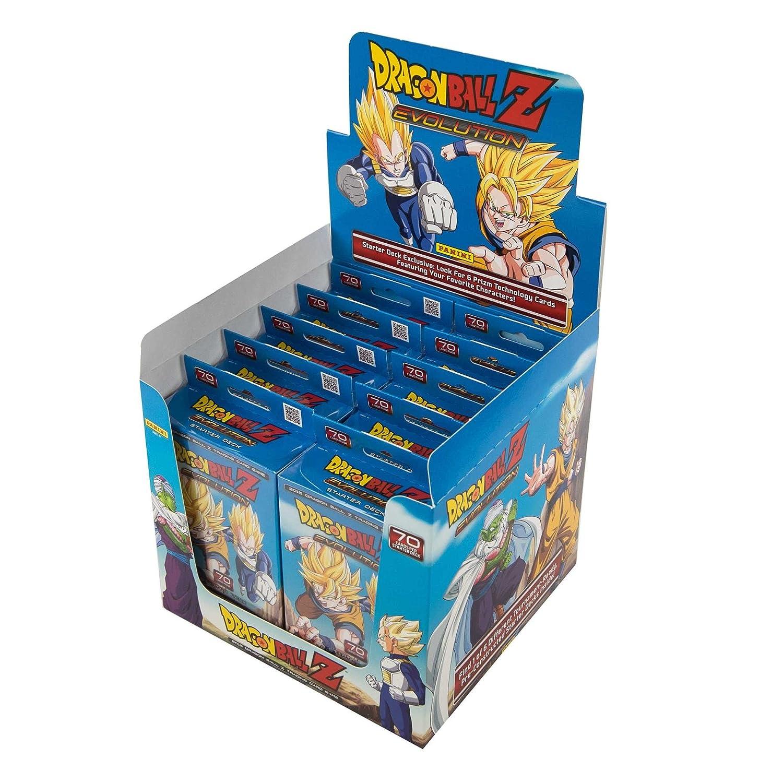 Dragon Ball Z Evolution Starter Deck Display Box 10 Decks SW