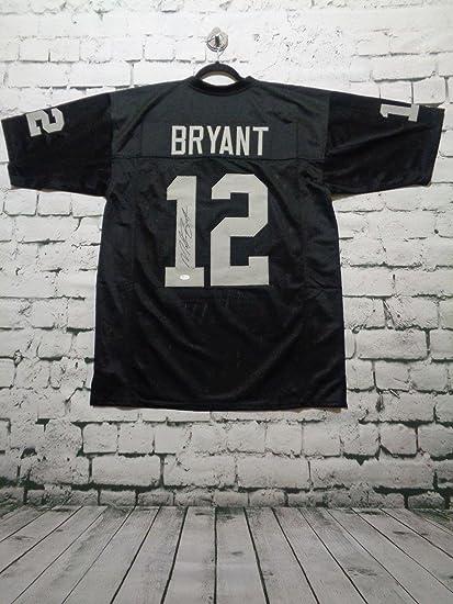 87cee9fcc Autographed Martavis Bryant Jersey - black Witness - JSA Certified -  Autographed NFL Jerseys at Amazon s Sports Collectibles Store