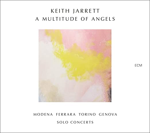 Keith Jarrett - A Multitude Of Angels cover