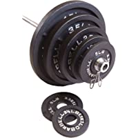 CAP Barbell 300-lb Olympic Set (Includes 7ft Bar)