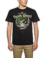 Five Finger Death Punch Men's Warhead Short Sleeve T-Shirt