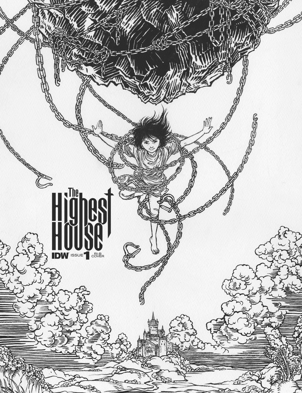Download HIGHEST HOUSE #1 15 COPY INCV RELEASE DATE 3/7/2018 ebook