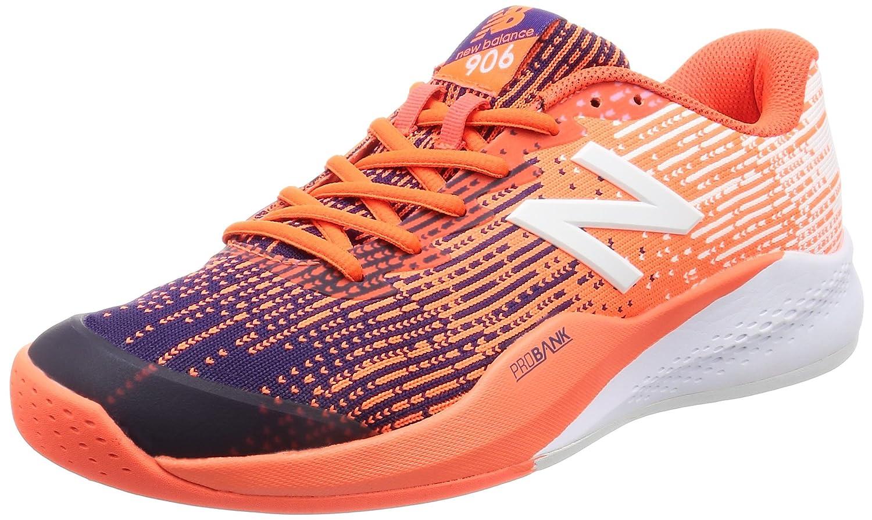 [ニューバランス] テニスシューズ MC906 メンズ (旧モデル) B01MAX30SY 27 2E オレンジ