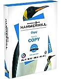 Hammermill Printer Paper, Copy Paper, 20lb, 8.5 x 11, Letter, 92 Bright - 1 Pack/400 Sheets (150200R)