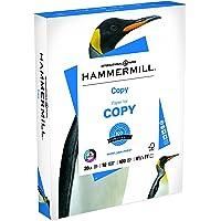 Hammermill Printer Paper, Copy Paper, 20lb, 8.5 x 11, Letter, 92 Bright - 1 Pack / 400 Sheets (150200R)