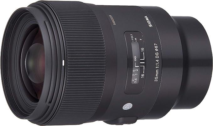 Sigma 35mm F1 4 Dg Hsm Art Objektiv Für Sony E Kamera
