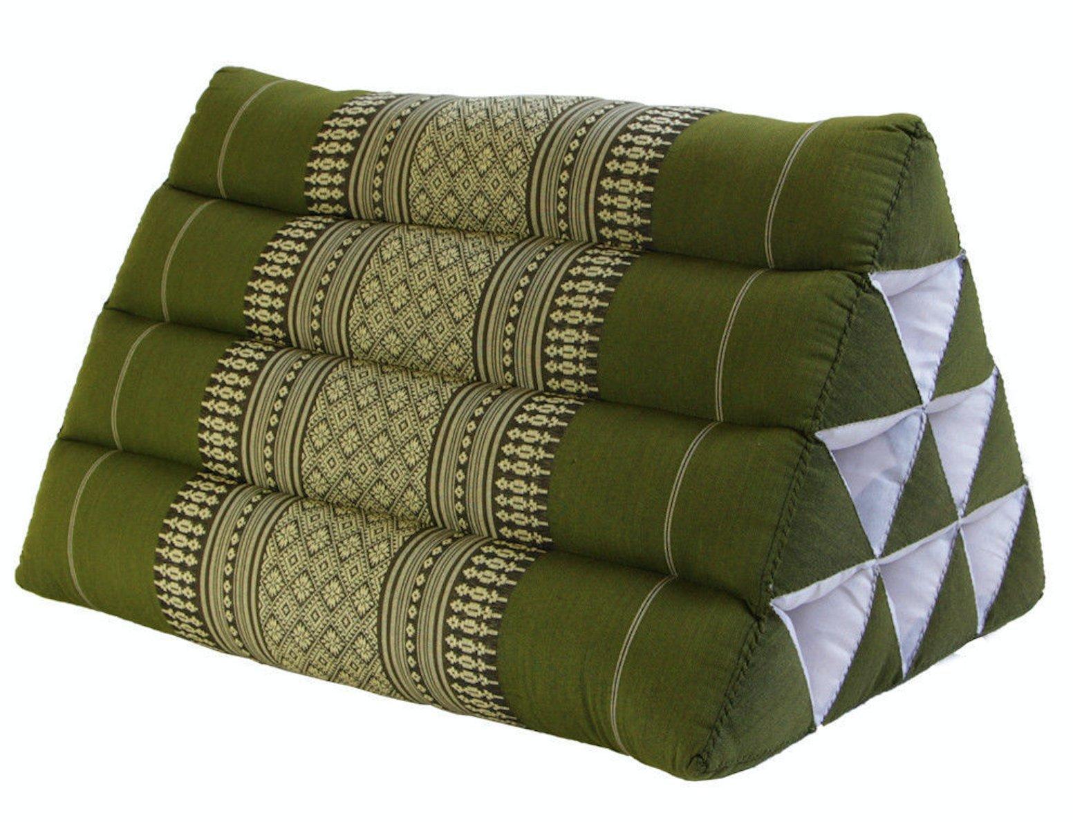 Thai Yoga Pillow Green