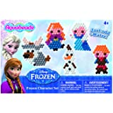 Aquabeads - Disney Frozen Character Playset - Your Child Can Create Colorful Bead Art - Spray to Set Bead Designs for a…