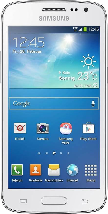 Samsung Galaxy Core LTE Smartphone (11,3 cm (4,5 Pulgadas) TFT de ...