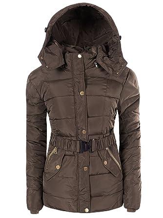 half off 8ead8 35bad Diva-Jeans N523 Marco&CO Damen Winter Jacke Steppjacke Parka Jacket Daunen  Look Winterjacke