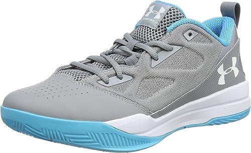 Under Armour UA Jet Low, Chaussures de Basketball Homme