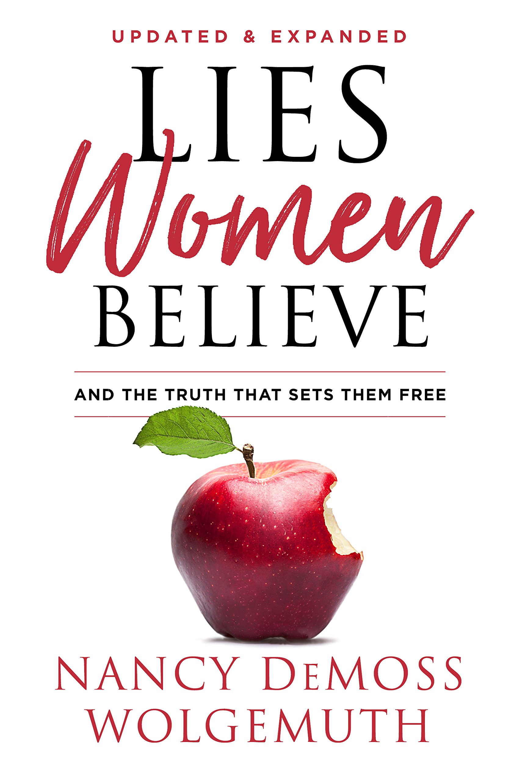 Lies Women Believe: And the Truth that Sets Them Free by Moody Publishing