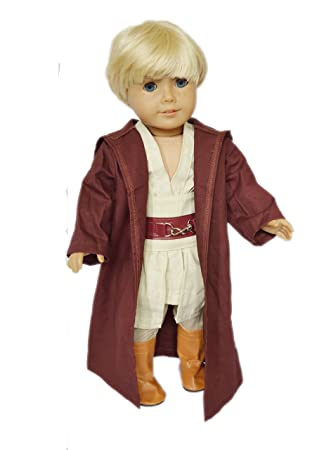 Amazon.com: Halloween Costume for American Girl Dolls Includes ...