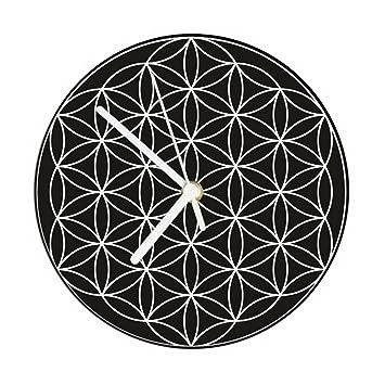 Amazon.com: IPX783 Flower of Life - Taurus Energy - Circles ...