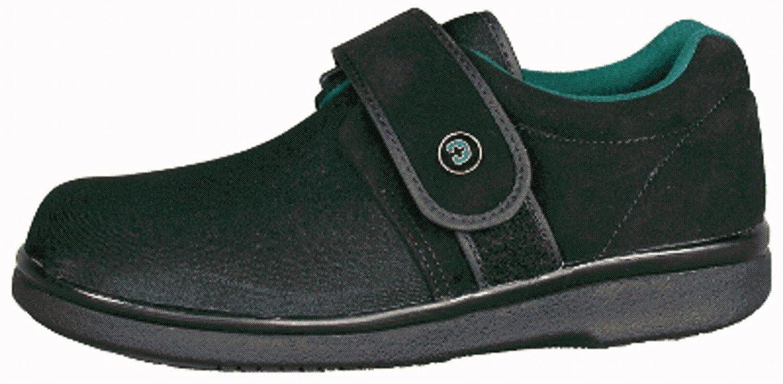 59b116080ca5 Amazon.com  Darco Gentle Step Diabetic Shoe - Medium Width -Black - Women s  10 Men s 8.5  Health   Personal Care
