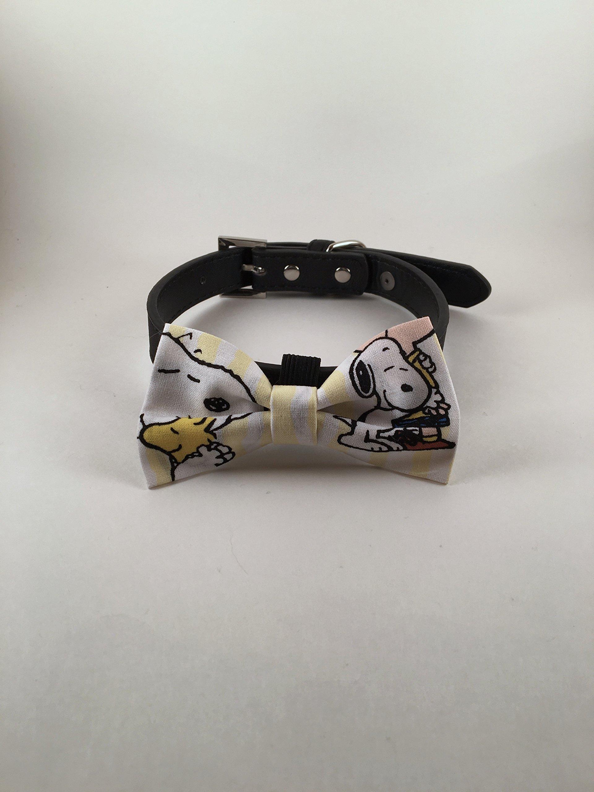 Snoopy Pet Bow Tie