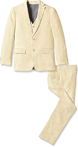 Amazon.com: Isaac Mizrahi Boys 3pc Lino Suit: Clothing