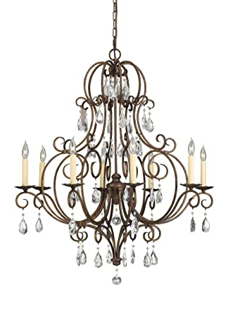 Murray feiss f23038mbz chateau crystal chandelier 8 light 480 murray feiss f23038mbz chateau crystal chandelier 8 light 480 watts aloadofball Gallery