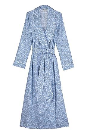 Amazon.com: The Irish Linen Store Kiera Classic Cotton Mosiac Azure ...