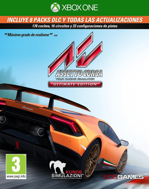 Assetto Corsa - Ultimate Edition: Amazon.es: Videojuegos