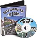 Limited Offer! Race Night DVD Vol 7 + FREE Pig Race DVD