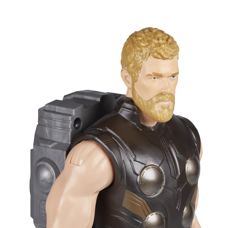 Multicolore Avengers E0616102/Infinity War Titan Hero Power FX Thor
