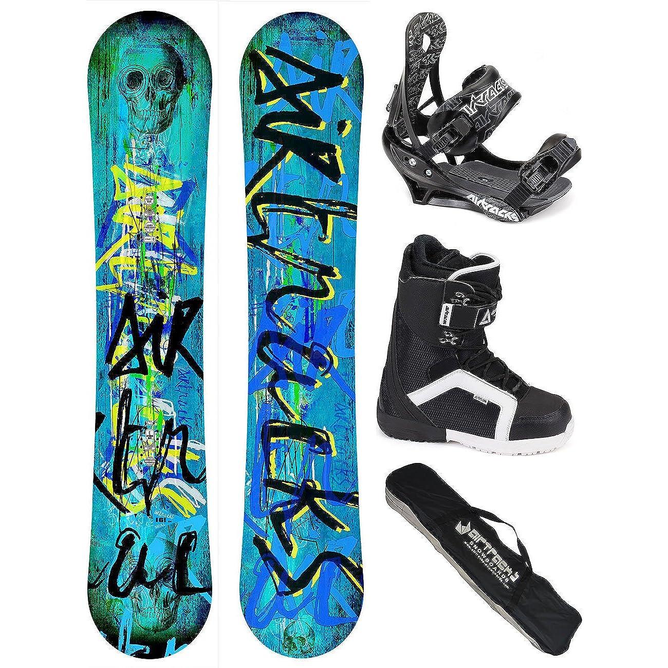 Im Set (z.B. von Airtracks) sind Snowboards oft gnüstiger.