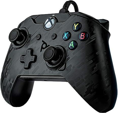 Pdp - Mando Licenciado Nueva, Color Camuflaje Negro (Xbox One): Amazon.es: Videojuegos