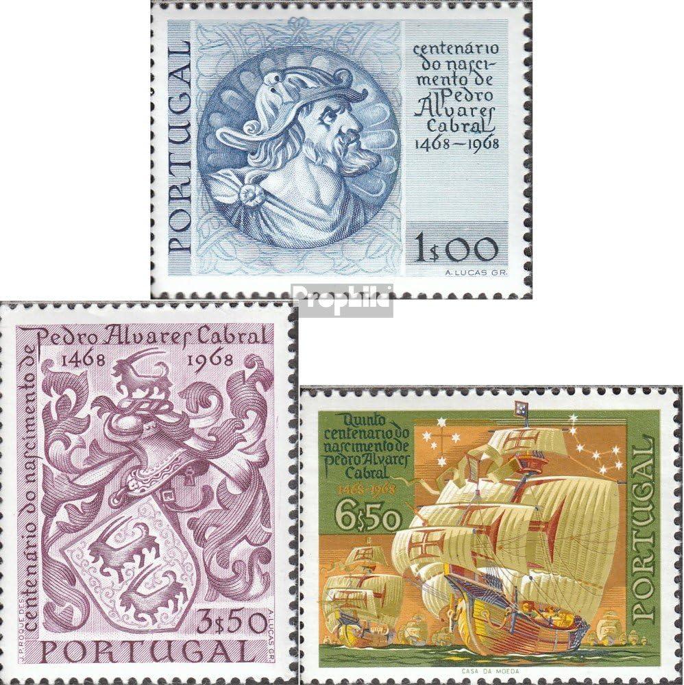 Prophila Collection Portugal Michel.-No..: 1067-1069 (Completa.edición.) 1969 Pedro Álvares Cabral (Sellos para los coleccionistas) Marinero: Amazon.es: Juguetes y juegos