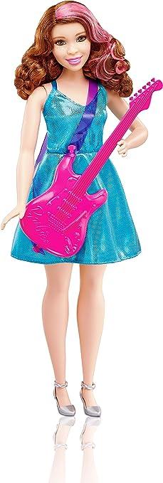 barbie popstar doll