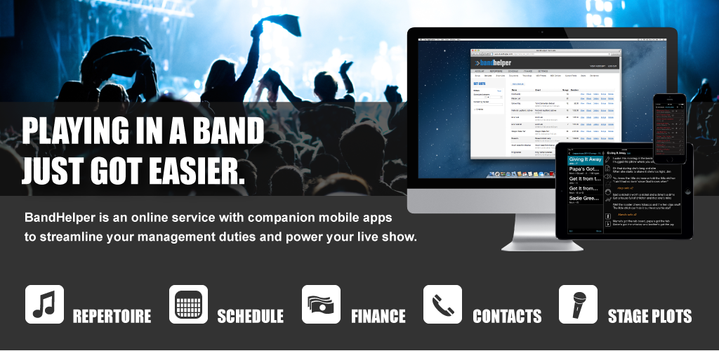 BandHelper: Set Lists and More: Amazon.es: Appstore para Android