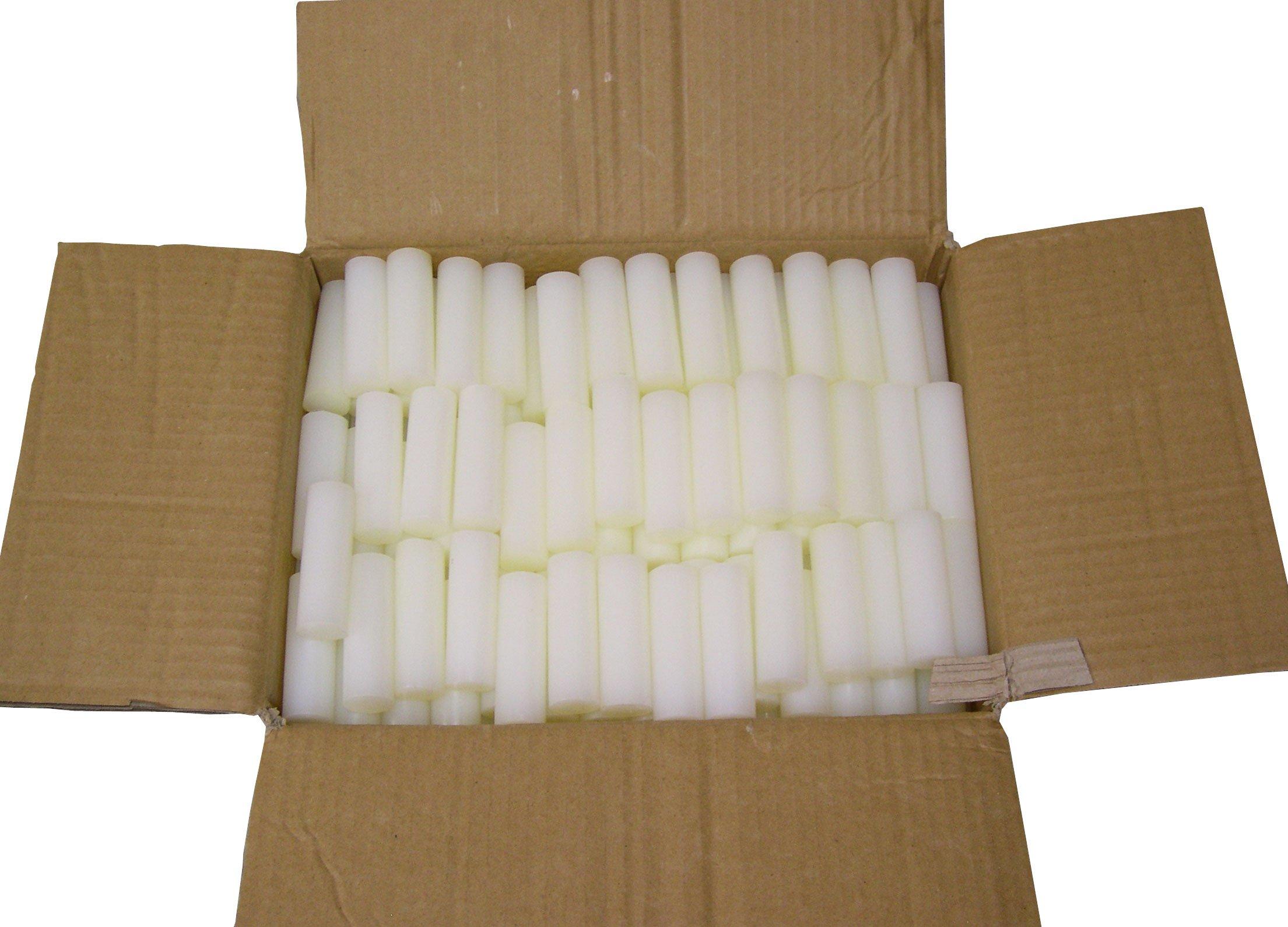 All Purpose Hot Melt Glue Stick 1 inch x 3 inch, 25 lbs, ASA-8102-C03 by GlueNTape