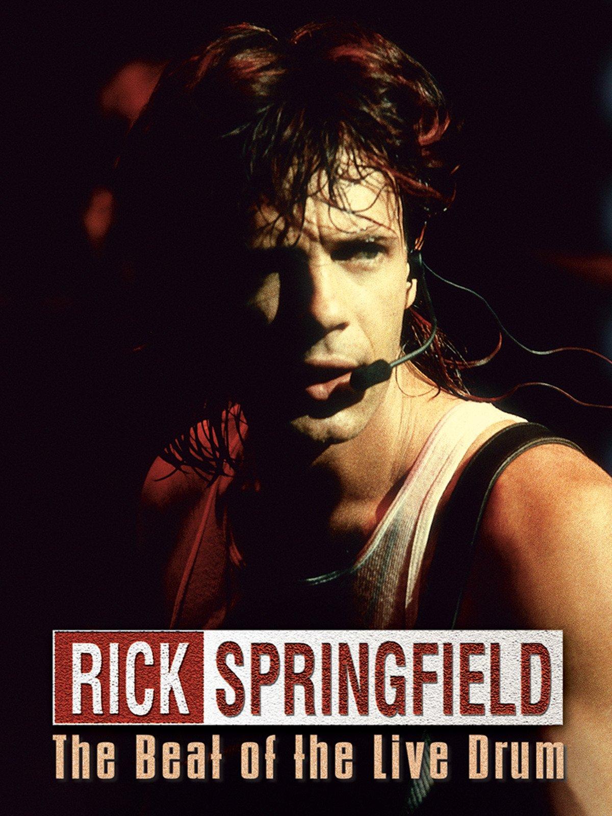 Rick Springfield on Amazon Prime Video UK