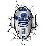 Star Wars 3DLIGHTFX - Lámpara 3D SW R2D2