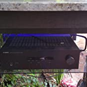 Amazon.com: Yamaha R-S500BL Natural Sound Stereo Receiver ...