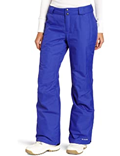 247af3b3b10 Amazon.com   Columbia Women s Plus Size Bugaboo Omni-Heat Pants ...